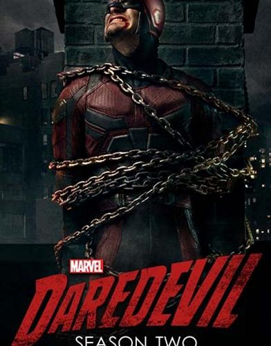 Marvel's Daredevil season 2 poster