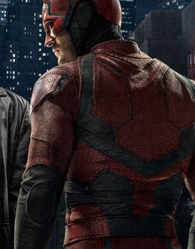 Daredevil tv series poster