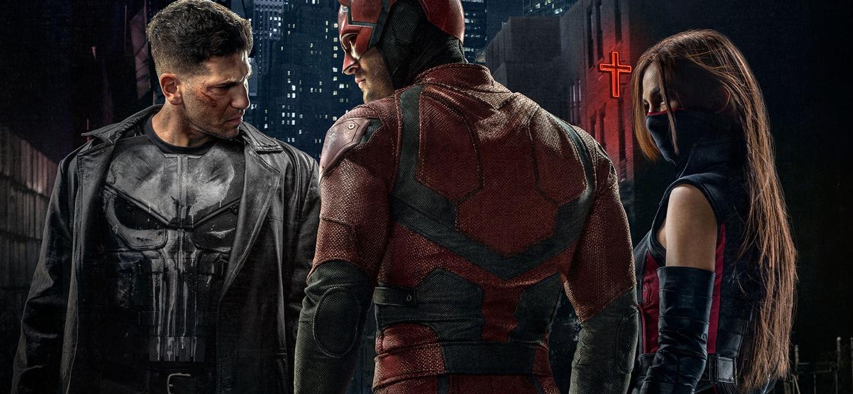Marvel's Daredevil tv series poster