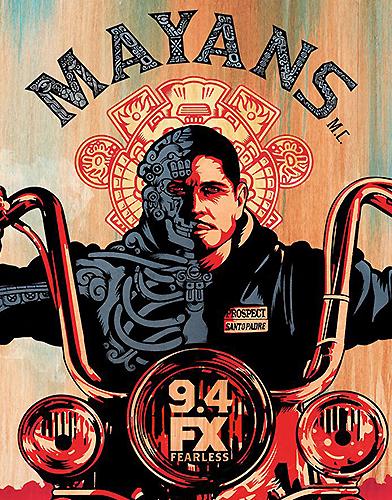 Mayans m.c season 1 poster