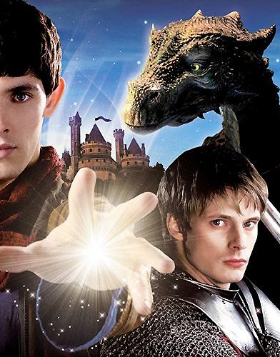 Merlin season 1 Poster