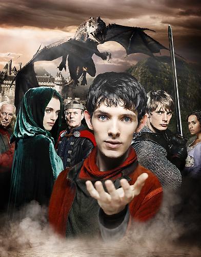 Merlin Season 2 poster