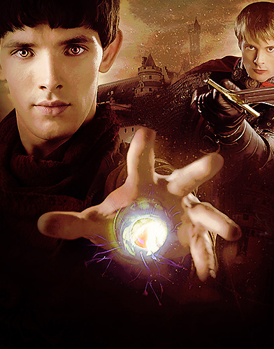 Merlin season 4 Poster