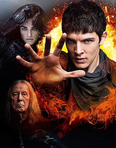 Merlin Season 5 poster