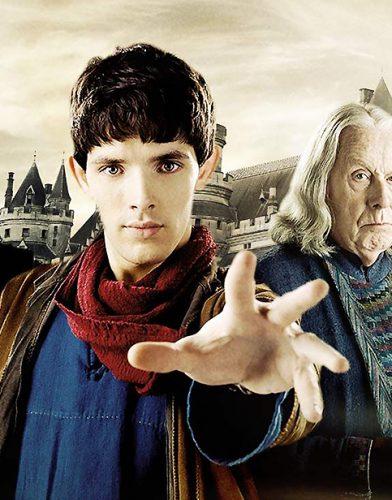 Merlin tv series poster