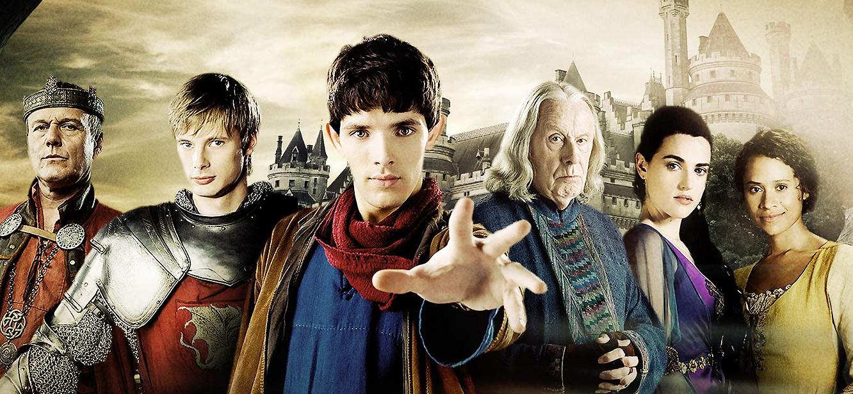 Merlin Season 1 tv series Poster