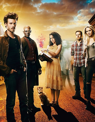 Midnight Texas season 1 Poster