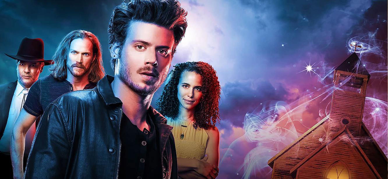 Midnight, Texas Season 1 tv series Poster