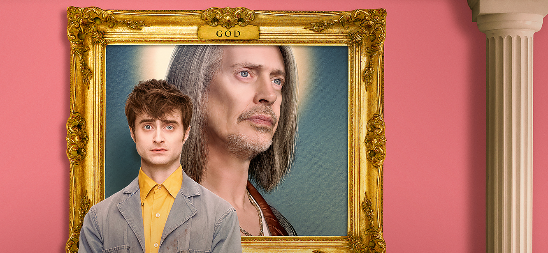 Miracle Workers Season 1 tv series Poster