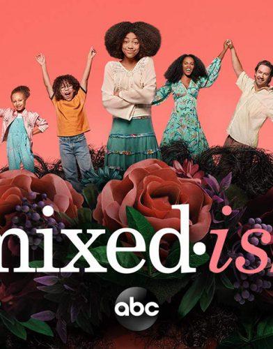 Mixed-ish tv series poster