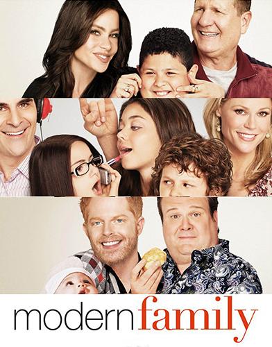 Modern Family season 1 Poster