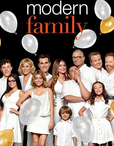 Modern Family Season 10 poster