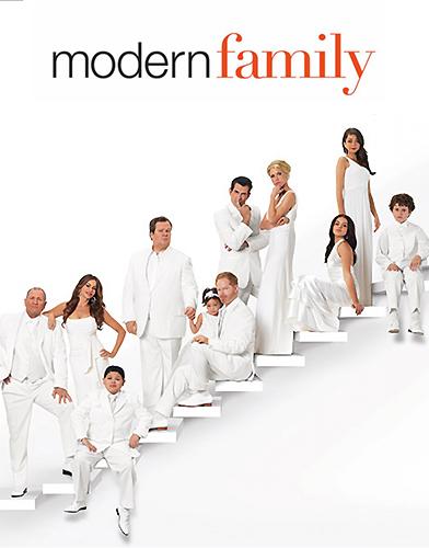Modern Family season 3 Poster