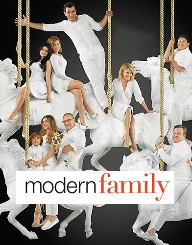 Modern Family season 7 Poster