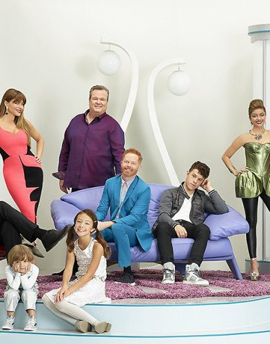 Modern Family tv series poster