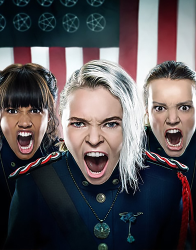 Motherland: Fort Salem Season 1 poster