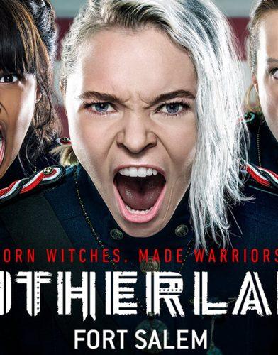 Motherland: Fort Salem tv series poster