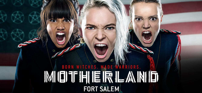 Motherland: Fort Salem Season 1 tv series Poster