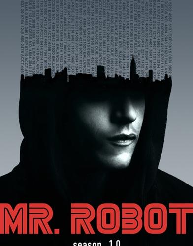 Mr. Robot season 1 poster