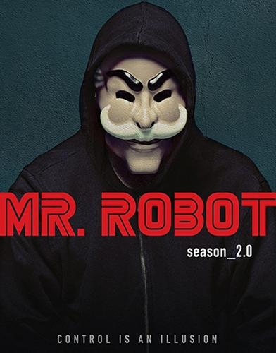 Mr. Robot season 2 poster