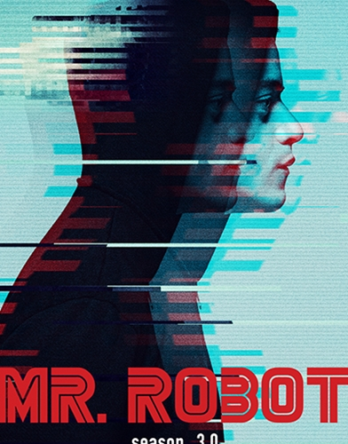 Mr. Robot season 3 poster