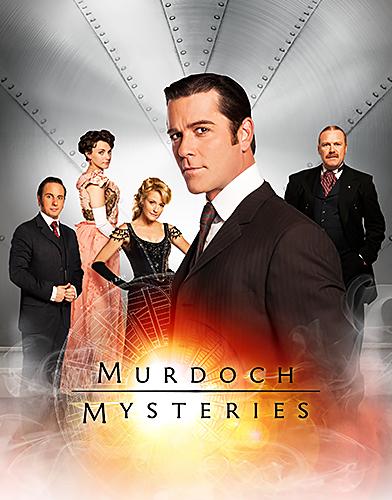 Murdoch Mysteries season 13 poster
