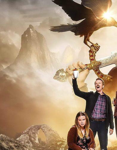Mythic Quest: Raven's Banquet tv series poster