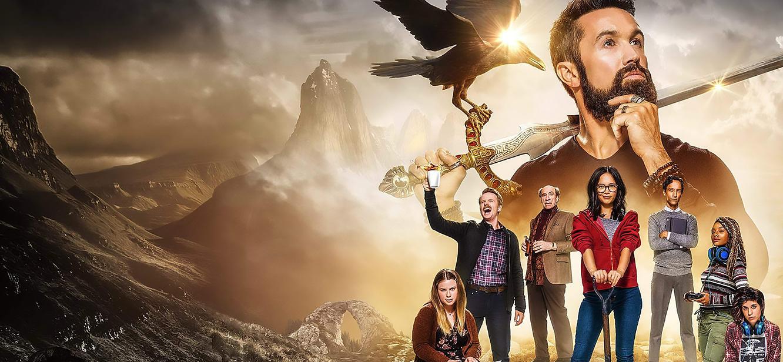 Mythic Quest: Raven's Banquet Season 1 tv series Poster