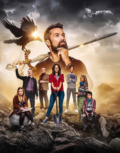 Mythic Quest: Raven's Banquet Season 1 poster