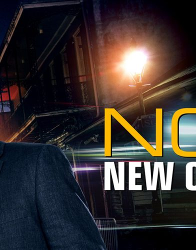 NCIS: New Orleans tv series poster