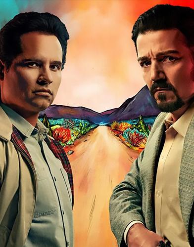 Narcos: Mexico Season 1 poster