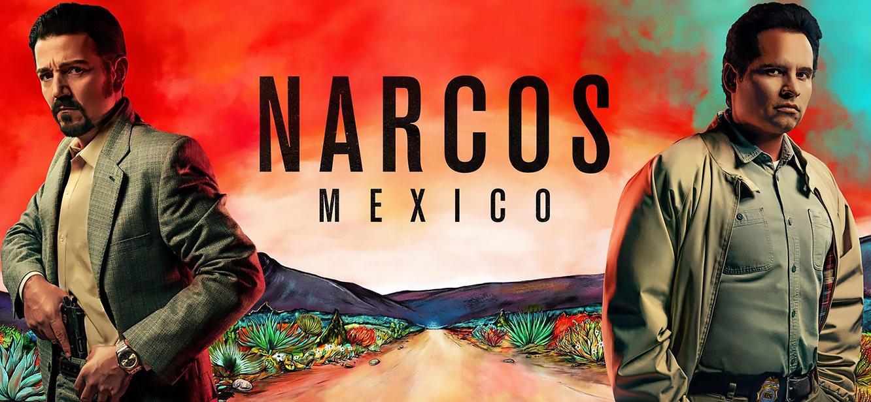 Narcos: Mexico Season 1 tv series Poster