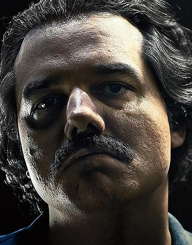 Narcos season 2 Poster