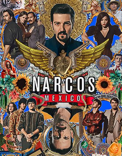 Narcos: Mexico Season 2 poster