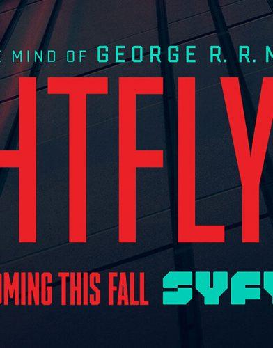 Nightflyers tv series poster