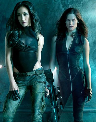Nikita season 2 Poster