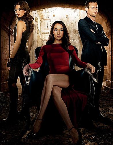 Nikita Season 4 poster