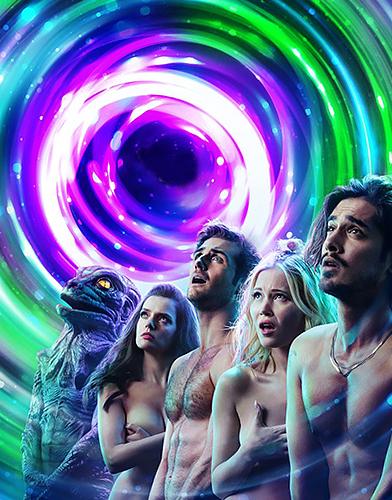 Now Apocalypse Season 1 poster