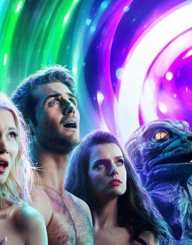 Now Apocalypse tv series poster