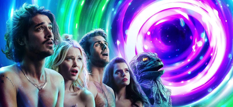 Now Apocalypse Season 1 tv series Poster