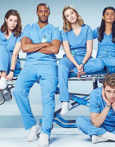 Nurses tv series poster