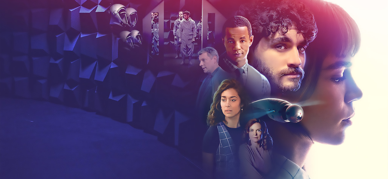 Onisciente Season 1 tv series Poster