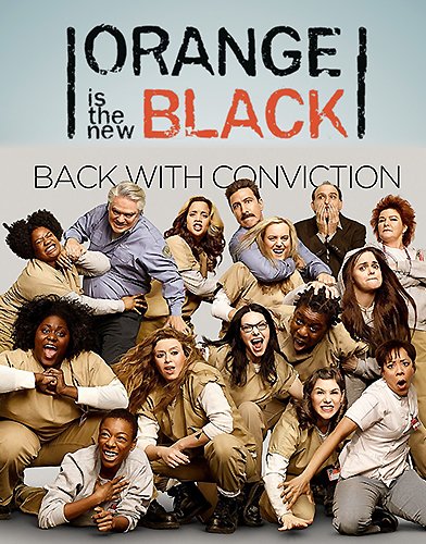 Orange Is the New Black Season 2 poster