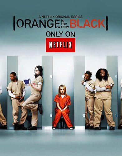 Orange Is the New Black tv series Poster
