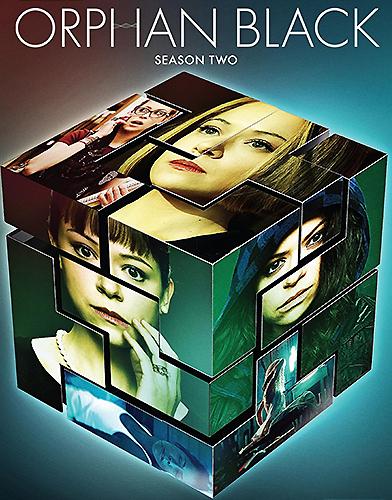 Orphan Black season 2 Poster