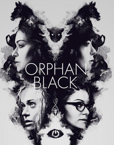 Orphan Black tv series poster