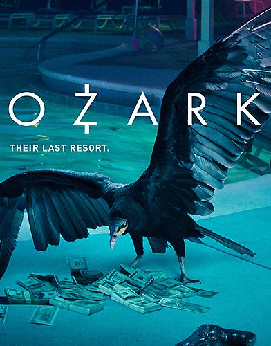 Ozark season 1 Poster