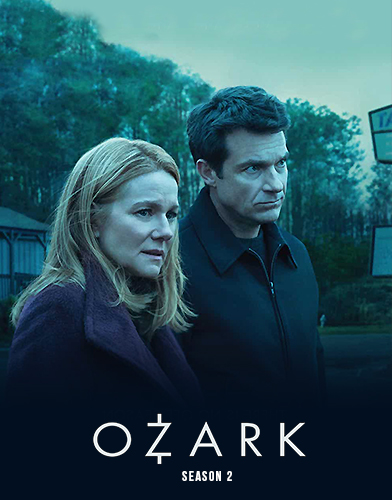 Ozark season 2 poster