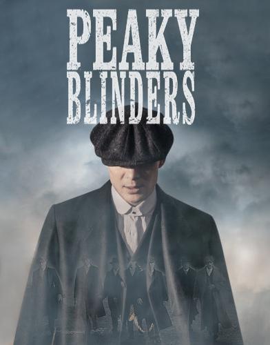 Peaky Blinders Season 1 poster