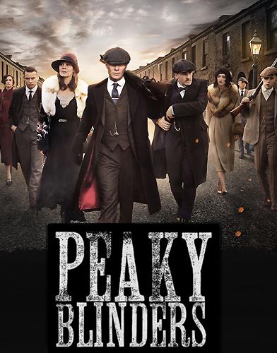 Peaky Blinders season 2 poster